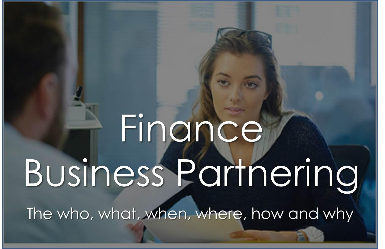 Finance Business Partnering