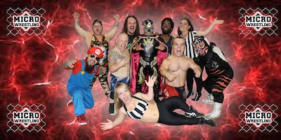 All-Ages Micro Wrestling at NSS Conference Center!