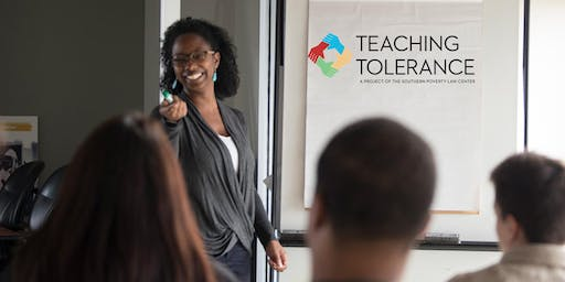 Facilitating Critical Conversations: A Teaching Tolerance Workshop (Boston Area)