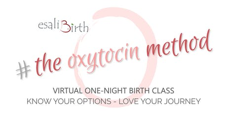 The Oxytocin Method - ONLINE tickets