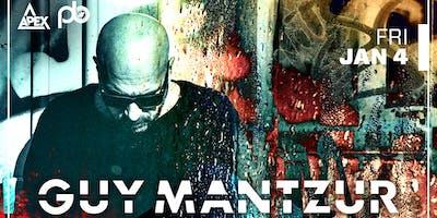 Guy Mantzur @ Treehouse Miami