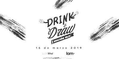 Drink & Draw I Edición NLD