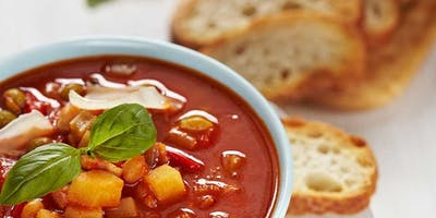 Winter Soups and Stews, with Anthony Abdullah
