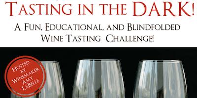 Tasting in the Dark - Blindfolded Challenge