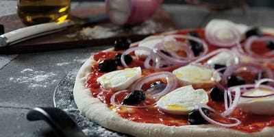 Hands-on Pizza Making, with Carmen Barquero