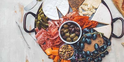 The Ultimate Charcuterie Platter, with Troy Spicer