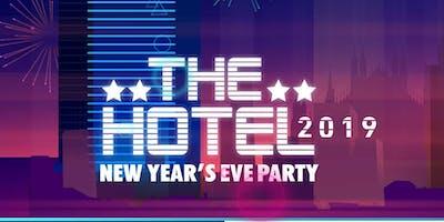 Lunedì 31.12 | CAPODANNO THE HOTEL OPEN BAR | SOLO PREVENDITA | ✆ 347 0789654