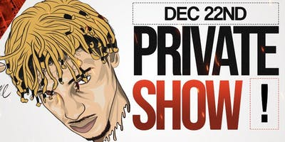Tryna Get Right Presents: A Private Show