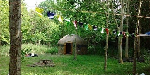 Autumn Yurt Making Taster Day