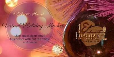 1 Eclectic Heart Virtual Holiday Market