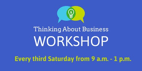 Thinking About Business Workshop tickets