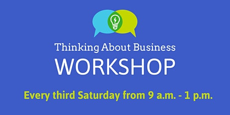 Thinking About Business Workshop entradas