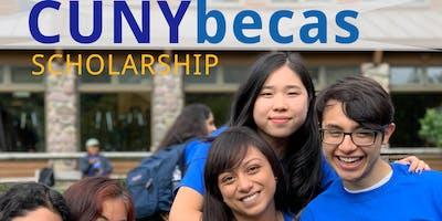 Mexican Scholarship Fund Application Workshop @Hostos Community College