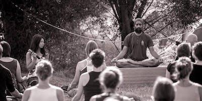 Meditation Workshop with Shri Shiva Shankar