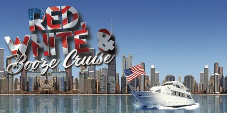 Red, White & Booze Cruise on July 5th tickets