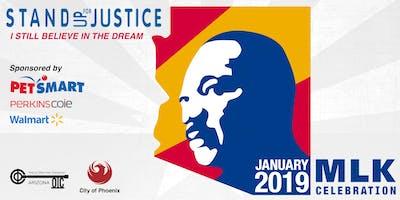 AZ MLK CELEBRATION Awards & Scholarship Breakfast 2019 / MARCH & FESTIVAL