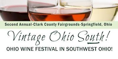 Vintage Ohio South Wine Festival