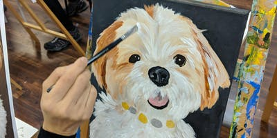 Paint Your Pet Sundays in January