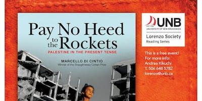 The Lorenzo Society Presents Marcello Di Cintio
