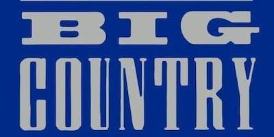 Big Country 35th AnniversaryTour in De Cactus