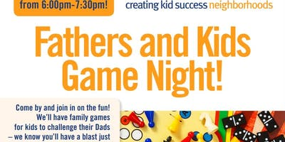 Fathers and kids family nights