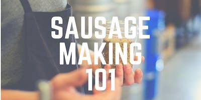 Sausage Making & Beer Pairing @ Nickel Brook Brewing #2