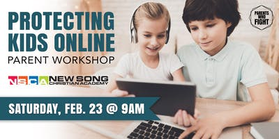 Protecting Kids Online (Parent Workshop)