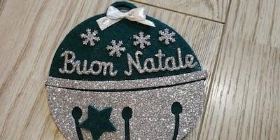 [Bambini 5+] Decoriamo l'albero di Natale - Costo materiali inclusi 5€