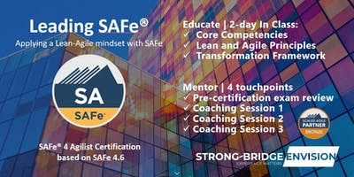 SAFe® 4.6 Leading SAFe Training with Certification
