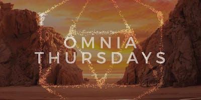 Thursdays at Omnia Free Guestlist - 1/24/2019