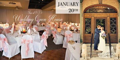 Inn at 835: Wedding Open House