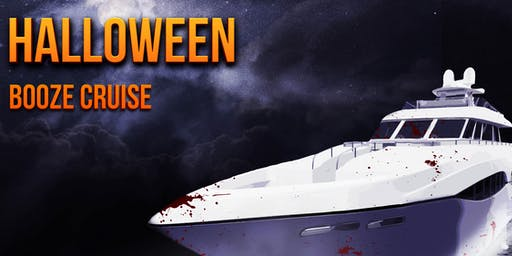 Halloween Booze Cruise on Thursday October 31st!