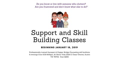 Family Support and Skills Class for Cluttered Homes