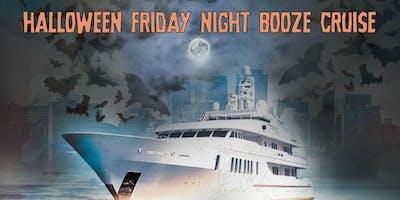 Yacht Party Chicago's Halloween Friday Night Booze Cruise on November 1st