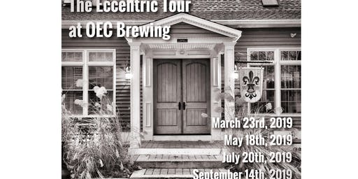 OEC Brewing & B. United International Presents: The Eccentric Tour Saturday July 20th