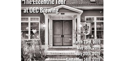 OEC Brewing & B. United International Presents: The Eccentric Tour Saturday Sept 14th
