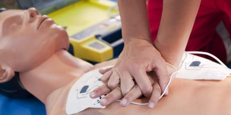 Heartsaver First Aid, CPR & AED tickets