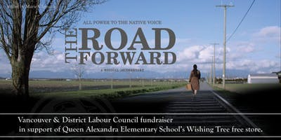 The Road Forward, presented by the VDLC in support of Queen Alexandra El.