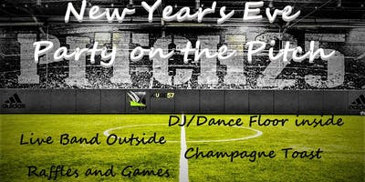 NYE Party on the Pitch
