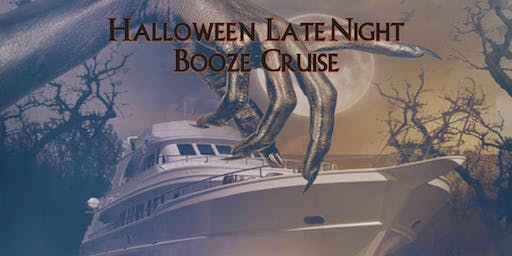 Yacht Party Chicago's Halloween Late Night Booze Cruise on October 31st