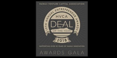 19th Annual HVCA Deal & Entrepreneur of the Year Awards