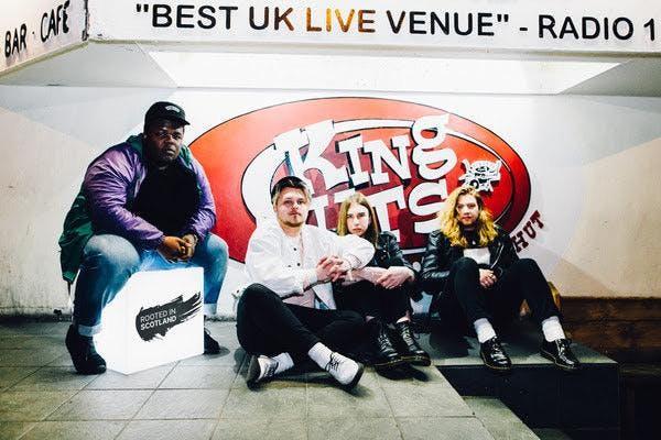 Indigo Velvet, King Tuts, Glasgow, 23 Februar