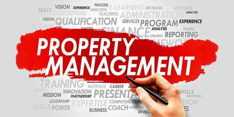 Fundamentals of Property Management tickets