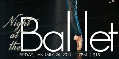 NIGHT AT THE BALLET featuring Vitacca Dance Project