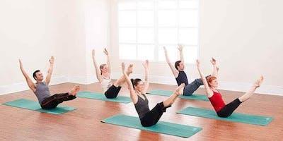 Mental Health Awareness Mat Pilates Class