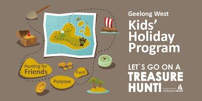 Geelong West Kids' Holiday Program
