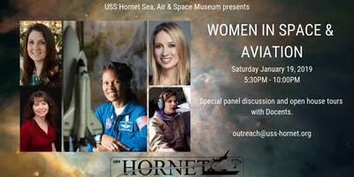 Women In Space & Aviation Panel Discussion & Tours