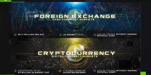 Learn to Trade Forex & Crypto - Entrepreneur Business Free Event Reading