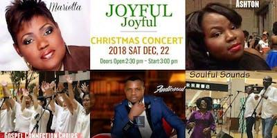 JOYFUL JOYFUL CHRISTMAS CONCERT