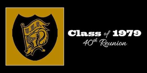 UHS 40th Reunion
